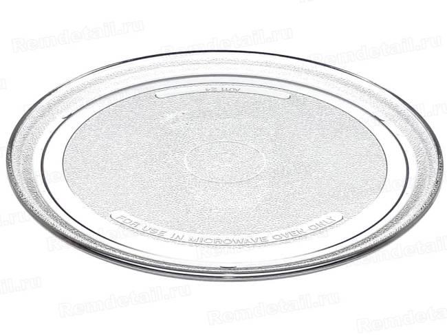 Тарелка D270мм для микроволновой печи Whirlpool 480120101083